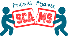 against scams